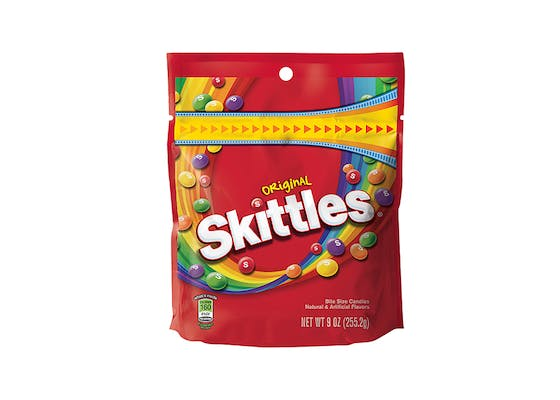 Skittles Pouch