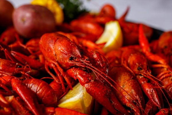 Boiled Crawfish Special