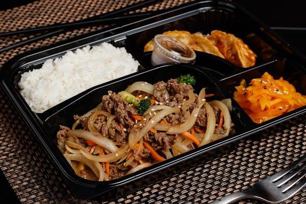 Bulgogi Lunch Box Special