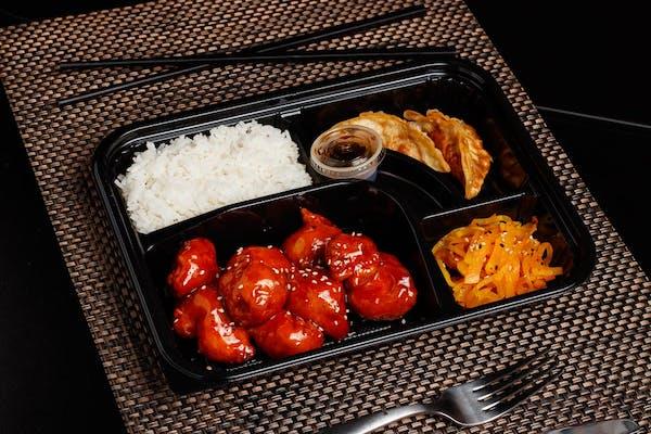 Honey Chicken(Spicy) Lunch Box Special