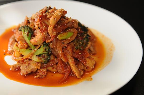 Spicy Bulgogi Chicken