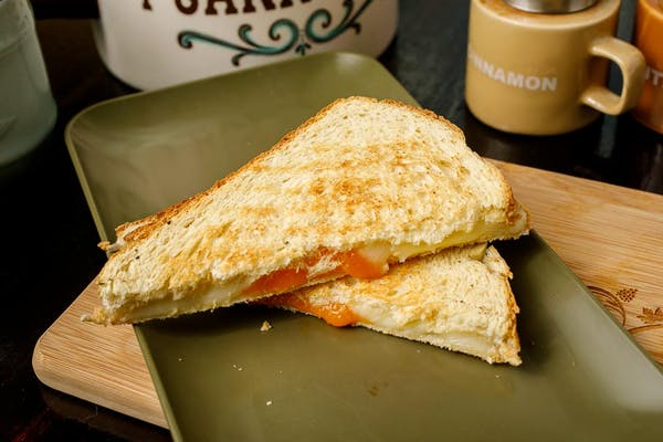 Brewed Grilled Cheese Sandwich