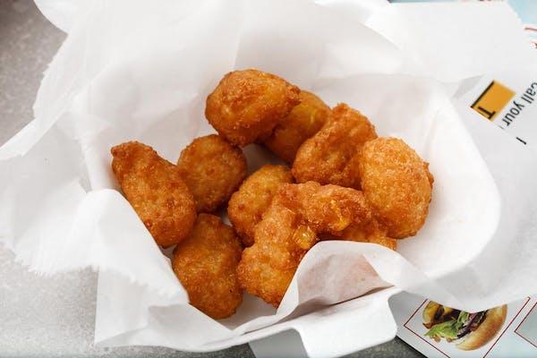 Sweet Corn Nuggets
