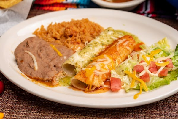 Enchiladas de Mar