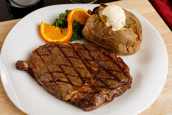 Legendary Ribeye Steak
