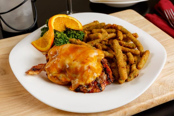 Ultimate Smothered Chicken