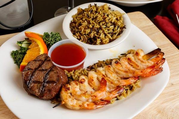 Filet Medallion & Shrimp Combo