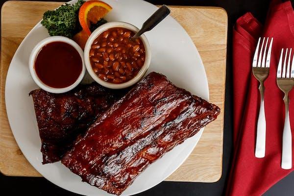 Meaty Loin Back Ribs!