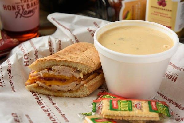 Soup & Half Sandwich