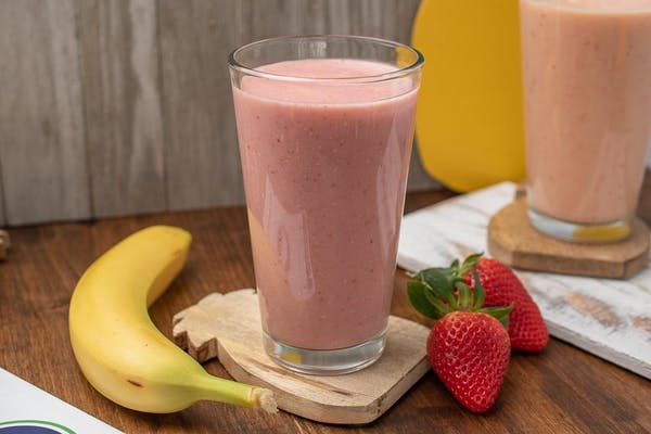 Berry-Banana-Oat Smoothie