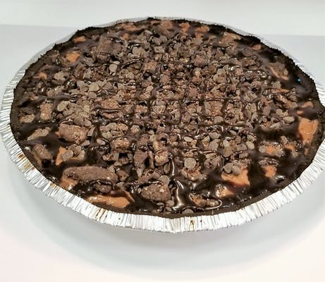 Death by  Chocolate FroYo Pie