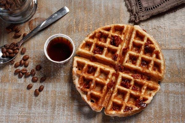 Maple Bacon Waffle