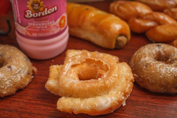 Buttermilk Cake Donut