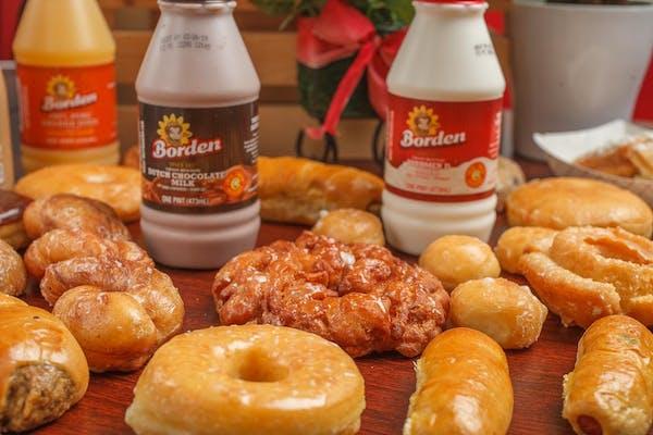 Boxed Donut Holes