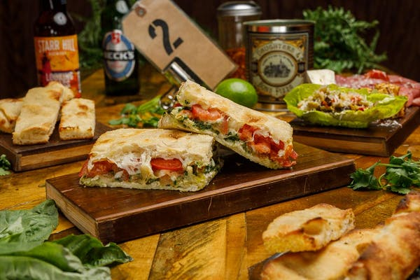 Tomato Mozza Sandwich