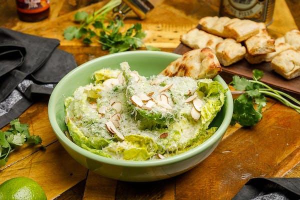 Green Caesar Salad