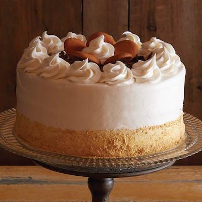 Savannah Banana Fudge Cake