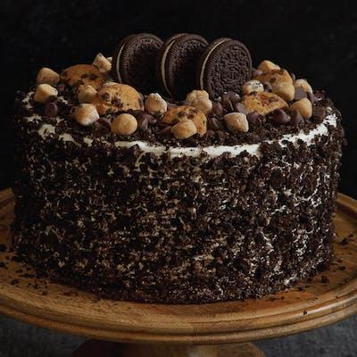 Cookie Jar Chaos Cake