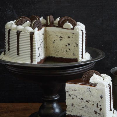Birthday Cake Cookie Fudge Cake