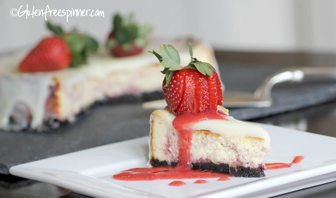 Cheesecake Break Cake