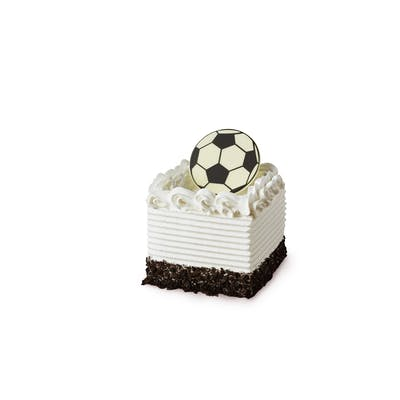 Soccer Mini Cake