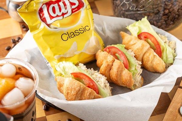 Chicken Salad Croissants/Sandwich
