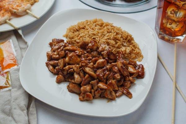 Chicken Fillet Teriyaki