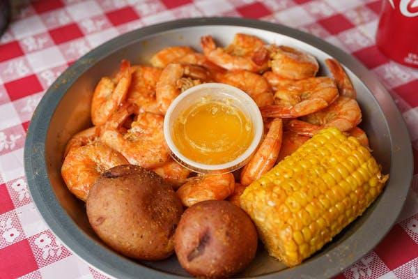 Shrimp Daddy Platter