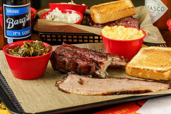 Lil' Smokey Plate