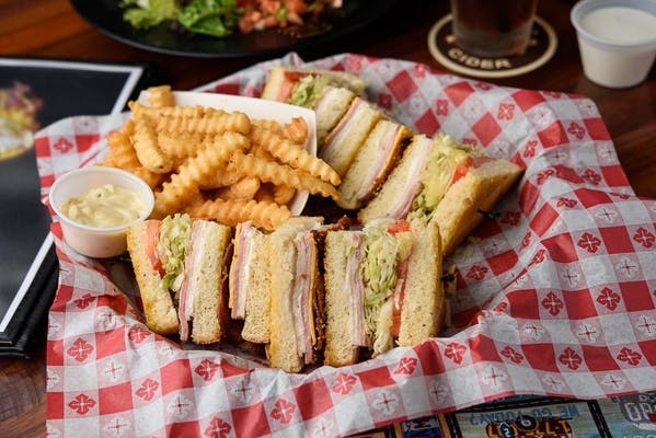 Colossal Club Sandwich