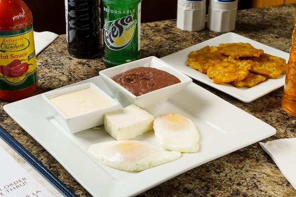 Desayuno Sencillo