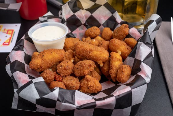 Spicy Cheese Balls