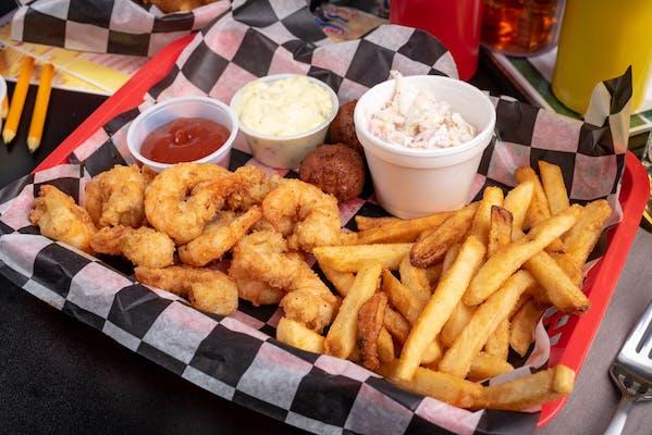 Grilled or Fried Shrimp