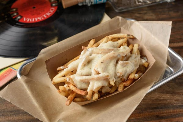 Gorgonzola Cheese Fries