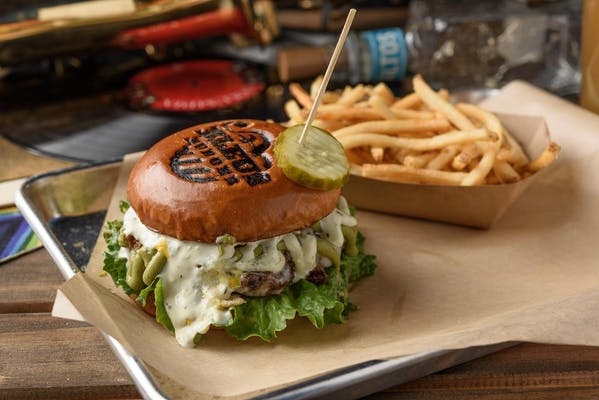 The Hobo Burger