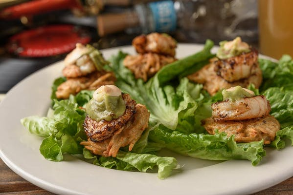 Cajun Shrimp Bites