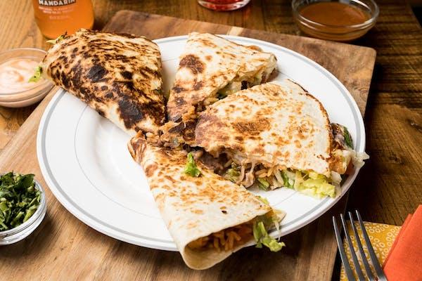 Large (10 in.) Quesadilla