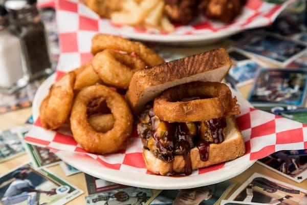 Roadhouse Steak Burger