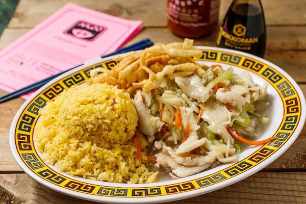 A1. Chicken Chow Mein