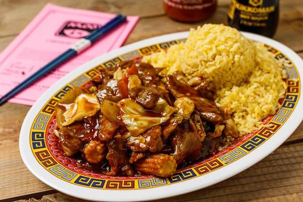 A6. Hunan Beef