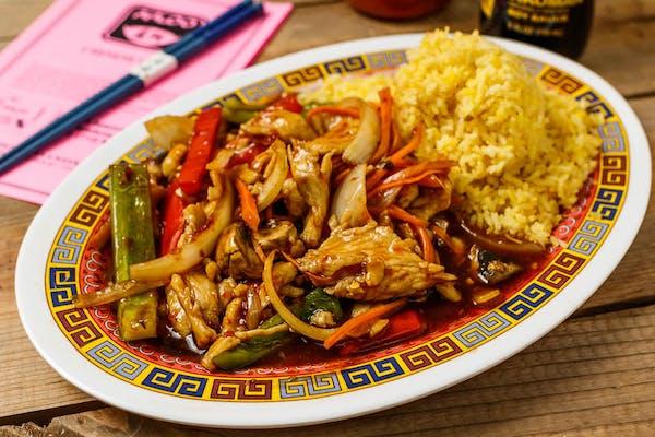 A14. Spicy Chicken