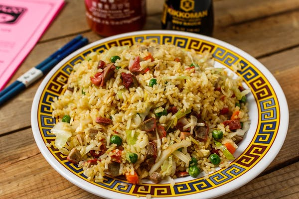 R3. Pork Fried Rice