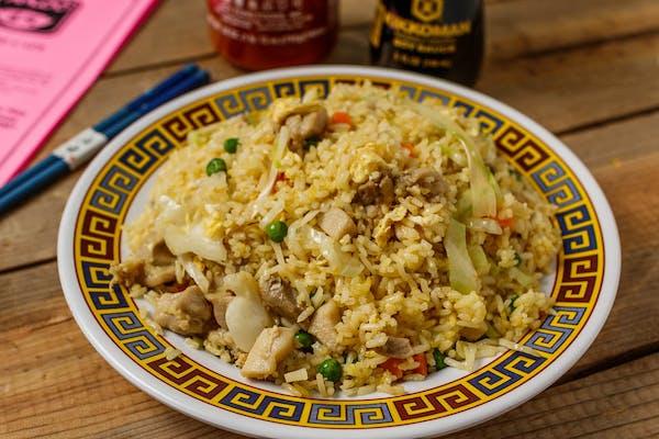 R5. Chicken Fried Rice