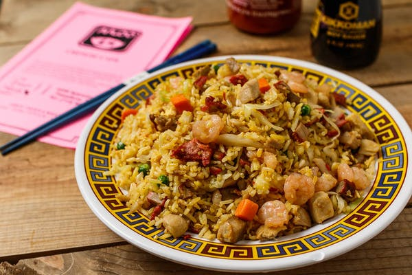 R6. Combination Fried Rice
