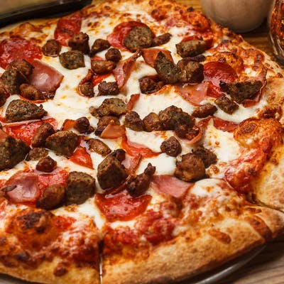 Tchefuncte Meat Lovers Pizza
