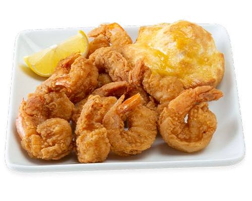 (10 pc.) Shrimp with Biscuit