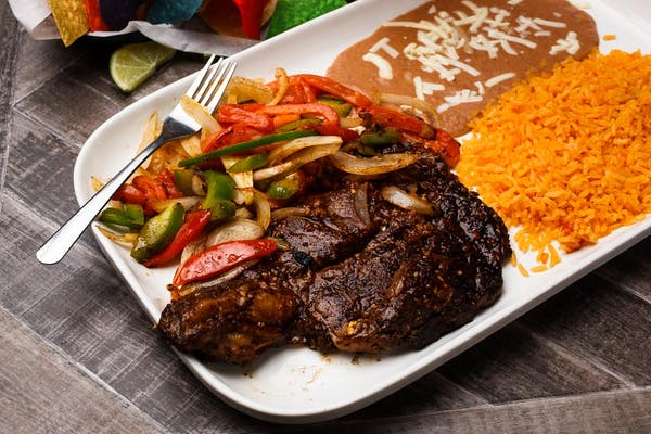 Steak Mexicano