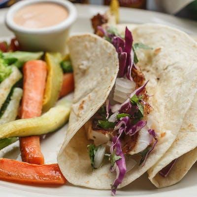 15. Fish Tacos