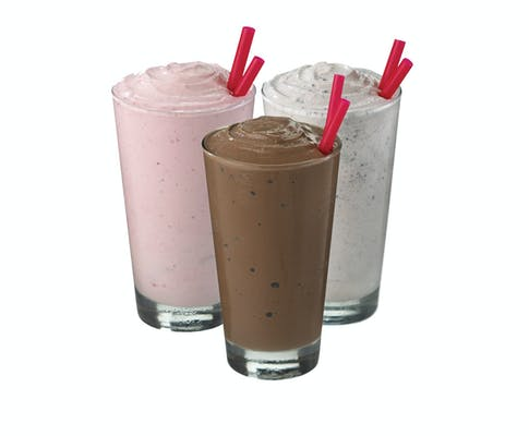 Create Your Own Shake