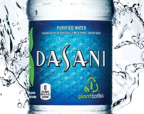 (22 oz.) Bottled Dasani Water